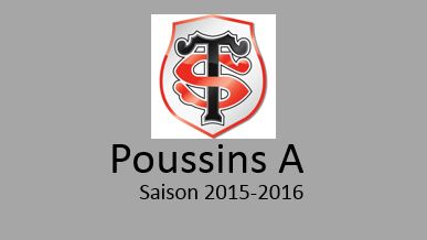Poussins A Saison 2015-2016 Logo